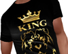 Shirt King Black & Gold
