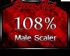 [💋] Scaler 108%