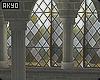 ⚡ Castle corridor fog
