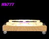 HB777 SCR Coffee Table