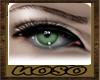 Female Green Eyes