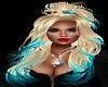 Antonia Teal blonde