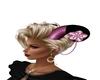 Pink & Black Horns