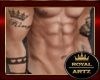 King Arm Tattoo