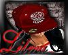 [L] Versace Red SnapBack