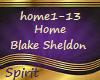 Home~Blake Sheldon