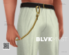 B.stooth pants mint