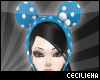 ! Blue Add-On MickyHat