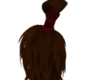 Adult Sarada Hair Red