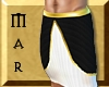 ~Mar Egyptian Kilt M Blk