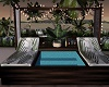 Isle Lounge w Pool Set
