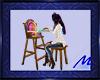 Rainbow High Chair Anima