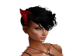 red cat ears animated