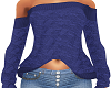 Blue Mina Sweater