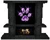 {BA69} Paw fireplace
