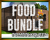 Bomb Eats Food (Bundle)