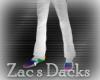 [ZAC] RainbowPant&Shoes