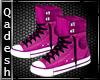!Q! Converse Pink