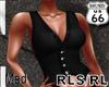 SD RL Med Black Vest