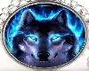 Wolf Talisman Pendant
