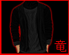 [竜]Grey sweater