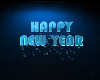 Happy New Years Sign
