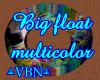 Giant float 7p multicolo