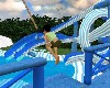 BLUE/WHITE WATER PARK