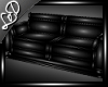 !! Leather/PVC 2p Couch
