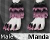 Bix Anthro Feet