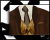 [TN] Brown Suede Suit