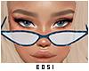 Blue Glasses ♥