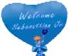 Welcome Sebassttian Jr.