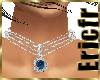 Royal Sapphire on Diamon