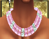 ~D~ diamond collar