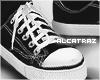 Kicks Black Socks
