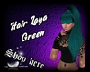 Hair Laya Green