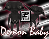 ~F~ Cute Dark Demon Baby