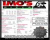 C3-IMOS PIZZA MENU
