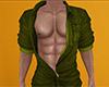 Green Open Den Shirt 4 M
