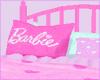Cute pink bed (poseless)