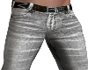 Muscled Jeans Grey