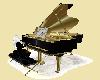 piano gold