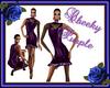 Cheeky Purple Dress