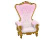 Pink Princess Throne