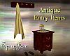 Antique Entry Items