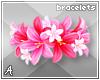 A| Flower Bracelets 3