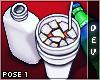 F. Bottle x Soda x Cup