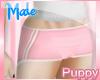 [Pup] Pink Shorts