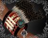 Sioux Fringed Cuff